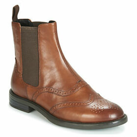 Vagabond  AMINA  women's Mid Boots in Brown
