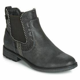 Mustang  1265516-261  women's Mid Boots in Grey