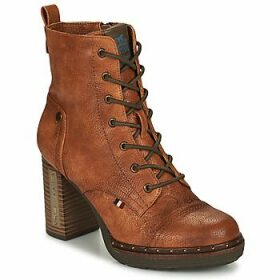 Mustang  1336502-309  women's Low Ankle Boots in Brown