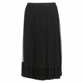 Derhy  OFFICINE  women's Skirt in Black