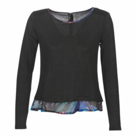 Smash  CARLA  women's Sweater in Black