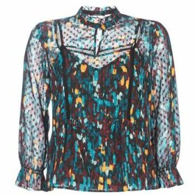 One Step  CARTER  women's Blouse in Multicolour