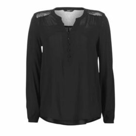 Only  ONLEDDIE  women's Blouse in Black