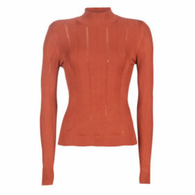 Noisy May  NMJACK  women's Sweater in Red