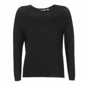Naf Naf  MBABY  women's Sweater in Black
