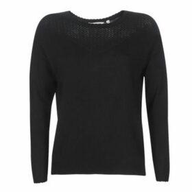 Naf Naf  MBABY  women's Sweater in Black