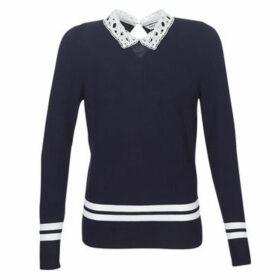 Naf Naf  MSIMPLY 1  women's Sweater in Blue