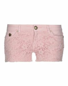 DUCK FARM TROUSERS Shorts Women on YOOX.COM
