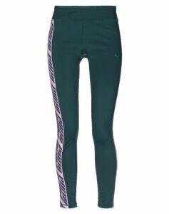 PUMA TROUSERS Leggings Women on YOOX.COM