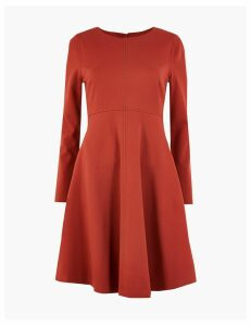 M&S Collection Empire Seam Fit & Flare Dress