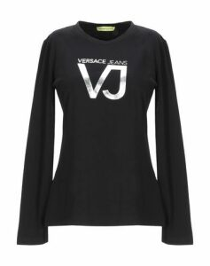 VERSACE JEANS TOPWEAR T-shirts Women on YOOX.COM