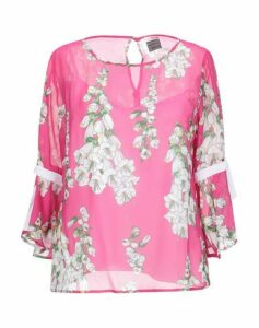 BLUGIRL FOLIES SHIRTS Blouses Women on YOOX.COM
