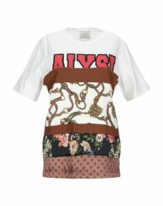 ALYSI TOPWEAR T-shirts Women on YOOX.COM