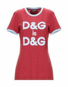 DOLCE & GABBANA TOPWEAR T-shirts Women on YOOX.COM