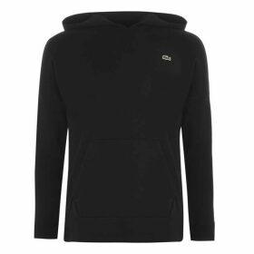 Lacoste Basic Zip Hoodie - Black