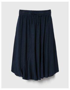 Fat Face Meghan Linen Blend Skirt
