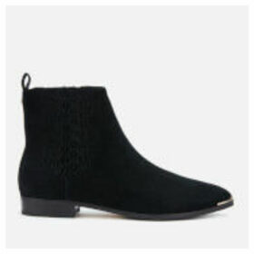 Ted Baker Women's Iveca Leather Chelsea Boots - Black - UK 8 - Black