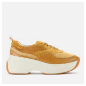 Vagabond Women's Sprint 2.0 Chunky Trainers - Golden Oat