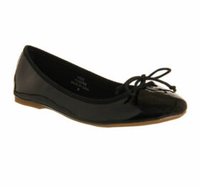 Office Karmen Ballet BLACK PATENT