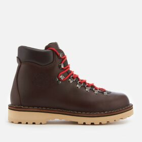 Diemme Roccia Vet Leather Hiking Style Boots - Mogano