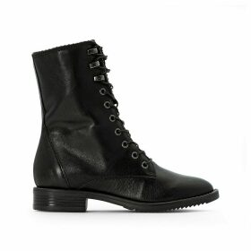 Zarko-Zorba Leather Boots