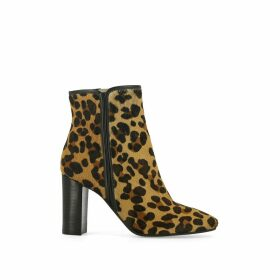 Varone Leopard Leather Boots
