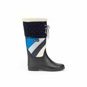 Polka Wellington Boots