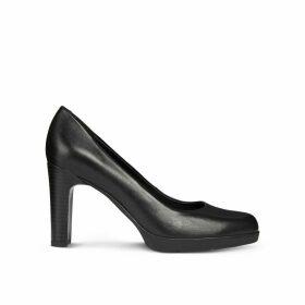 Annya Leather Heels