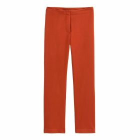 Straight Trousers, Length 26