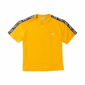 Cotton Logo Print T-Shirt