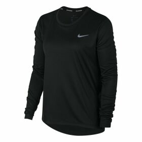 Miler Long-Sleeved Running T-Shirt