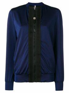 No Ka' Oi zipped sports jacket - Blue