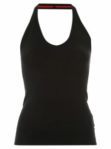 Nagnata halter sports top - Black