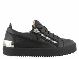 Giuseppe Zanotti Gail Steel Sneakers