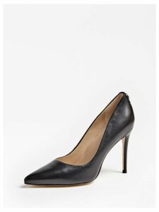 Guess Belan Leather Court Shoe