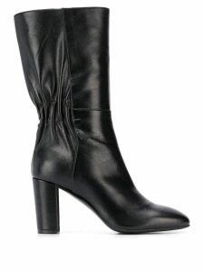 Albano elasticated panel boots - Black