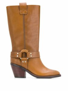 See By Chloé western style boots - Neutrals