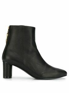 Reike Nen zipped ankle boots - Black