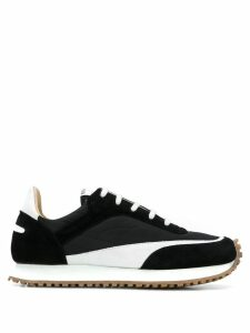 Spalwart lace up sneakers - Black