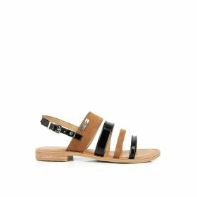 Harica Leather Sandals