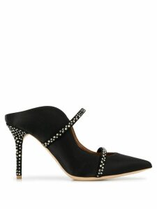 Malone Souliers Maureen embellished pumps - Black