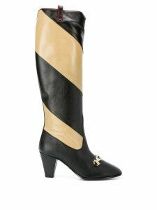 Gucci knee-length boots - Black