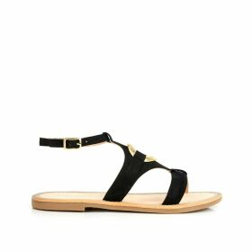 Oria Leather Sandals