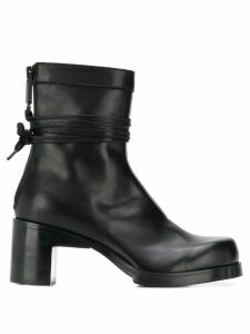 1017 ALYX 9SM ankle boots - Black
