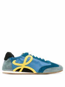 Loewe low-top runner sneakers - Blue