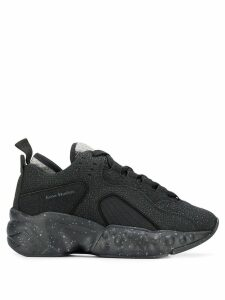 Acne Studios Manhattan Safety sneakers - Black
