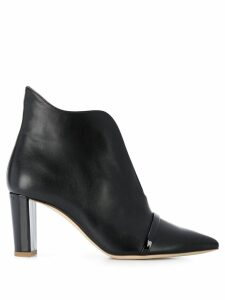 Malone Souliers pointed toe boots - Black