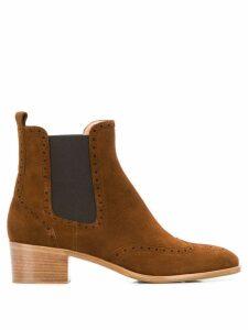 Unützer Comoscio ankle boots - Brown