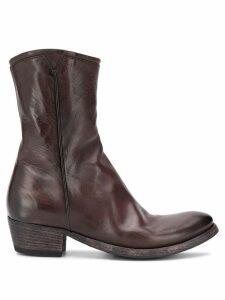 Pantanetti Tahala Sambuco boots - Brown