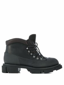 Clergerie x Both Banco boots - Black